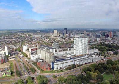 Adviesrapport nieuwe Ruimtenummering voor Erasmus Universiteit Rotterdam