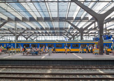 Projectmanager Onbemenste Toiletten bij NS Stations